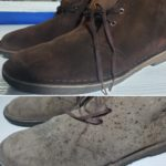 Suede or Leather Dye